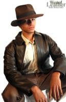 Indiana Jones 'COMBO' Offer: Raiders or Crusade Stock Jacket + Pants + Shirt + Webbing Belt